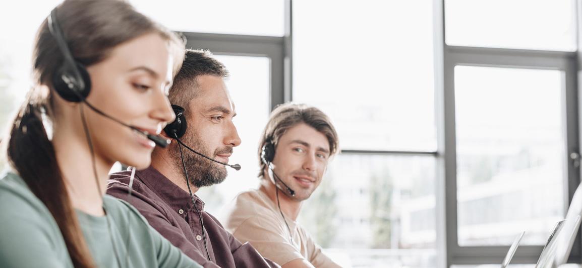 Soluciones en Call Center